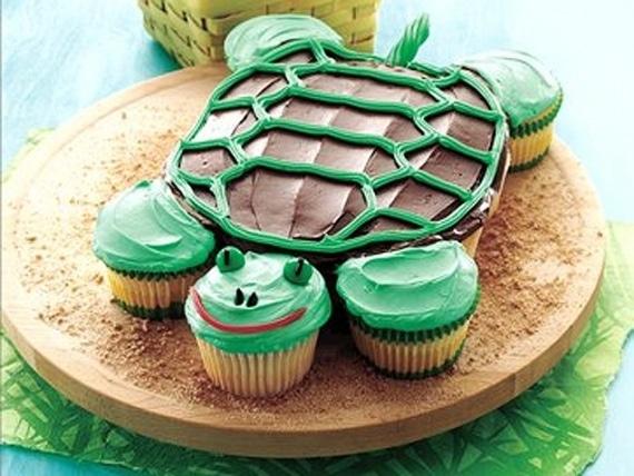 bolos de aniversário simples de fazer