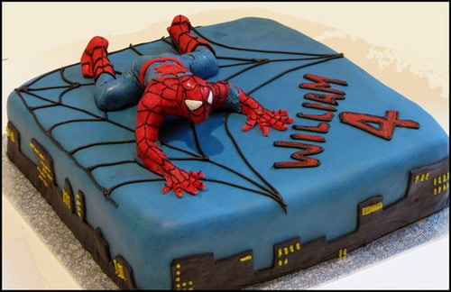 easy-spiderman-cakes-design
