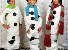 toilet-paper-snowman-contest