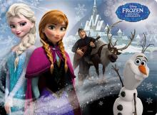 frozen abertura (1)Filme inspirado no conto  Rainha da Neve estreia neste dia 3 de janeiro ...