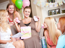 Women-at-baby-shower