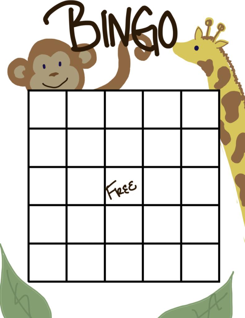 Bingo para chá de bebê | Baixe lindos modelos gratis!