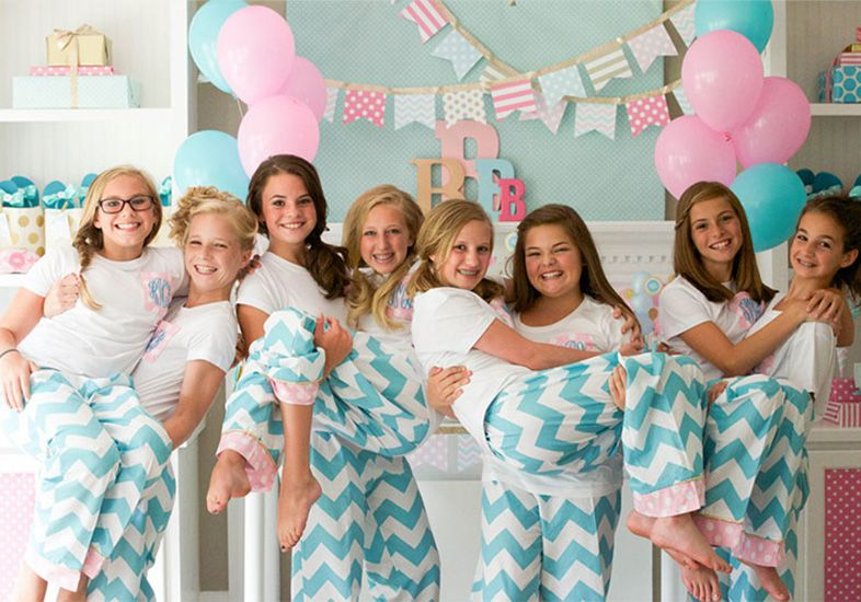 pajamas party ideas for adults