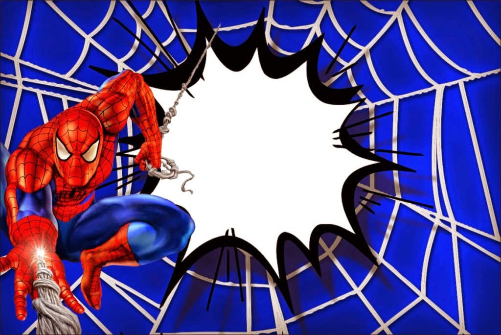 Convite Homem-Aranha (11)