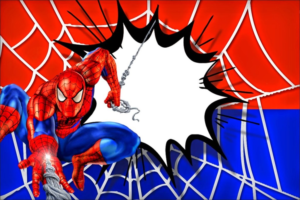 Convite Homem-Aranha (12)