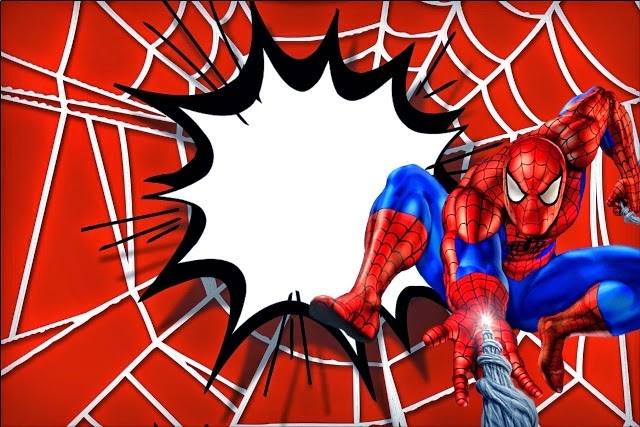 Convite Homem-Aranha (14)