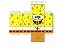 ALTERNATE_Spongebob_Cubee_by_captaincompson