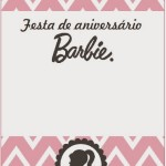 barbie-convite